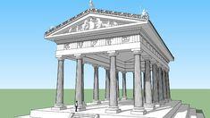 Image result for greek temple