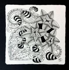 DIVA Challenge #172 Auraknot and Mooka - Tangled Ink Art