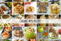 Caramel Apple Recipes