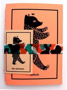 Bárbara Fonseca: The Berlin Book via @pikaland