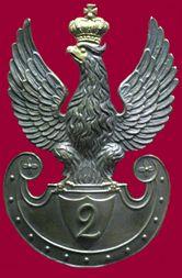 Eagle of officer of Infantry Regiment of Congress Poland - Wojsko Polskie Królestwa Kongresowego – Wikipedia, wolna encyklopedia Polish Symbols, Imperial Eagle, Business Checks, Roman Empire, Eagles, Poland, Tao, Coats, Ceramics