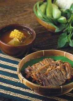 Sundanese traditional food - Gepuk