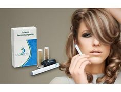 $24 for Electronic Cigarette Starter Kit + free shipping from Cigotine ($50 value)