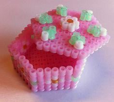 Jewelry box made with NABBI beads