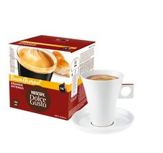 NESCAF Dolce Gusto GRANDE INTENSO Contains 16 drinks >>> Click image to review more details.