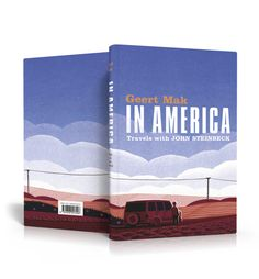 IN AMERICA: Travels with John Steinbeck - Geert Mak In 1960 John Steinbeck and his dog Charley set out in their green GMC pickup truck to rediscover the soul of America, visiting small towns and cities from New York to New Orleans. The trip became Travels With Charley, one of his best-loved books. Fifty years later, Geert Mak sets off from Steinbeck's home with his wife and his sat-nav Sandy. He retraces Steinbeck's footsteps through the potato fields of Maine to the endless prairies of the…