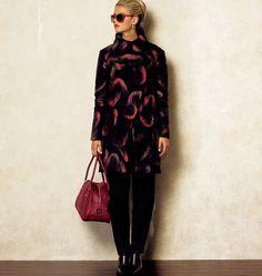 Vogue 8933 mantel