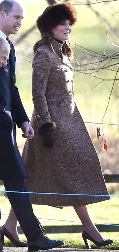 January 7, 2018 Duchess Kate, Duchess Of Cambridge, Catherine Cambridge, Kate Middleton Photos, Royal Look, Princess Kate, Queen Kate, Nude Pumps, Black Turtleneck