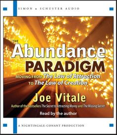 No turning back  The Abundance Paradigm: Moving from the Law of Attraction to the Law of Creation