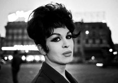 <b>When Christer Strömholm traveled to Paris in late 1950s, he left with a captivating portrait of the trans women who made a living in the city's red-light district.</b>