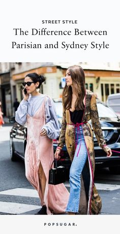 A French Photographer on the Difference Between Parisian and Sydney Style