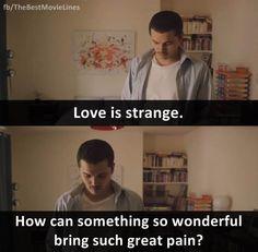 - Love (2015)  Dir. Gaspar Noe