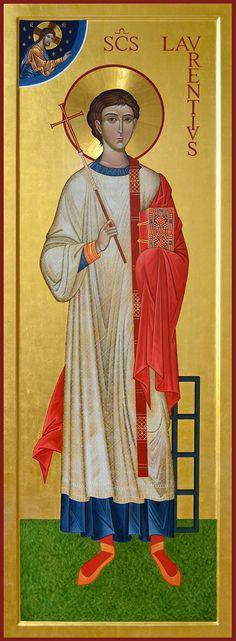 Saint Lawrence, Martyr / San Lorenzo Martire // © Basilica San Lorenzo Maggiore Milano
