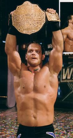 World Heavyweight Champion Chris Benoit