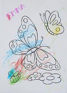 Pure Emma: Mariposas