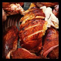Smoked Turkey Recipe | My 1st Word was Chocolate