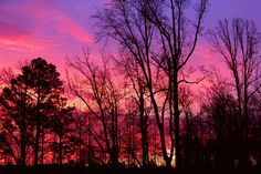 Nature's beauty at its best.. viewed from my neck of the woods in Richmond, VA.