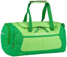 Vaude Snippy Grass Applegreen (innen: grau-grün gemustert) - Kindertasche
