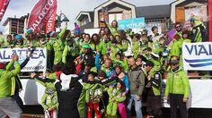 34° Uovo d'Oro Zoom  Grande festa per 1514 atleti! Il trofeo lo vince lo Sci Club Sansicario - Cesana