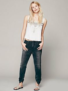Free People Kristal Tencel Pant