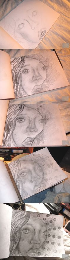 Not done yet, but it is what I´m been working on the last week. By Sandra Rosén Dahlgren Art ♥ Lifestyle ♥ Blog https://www.facebook.com/sandrarddesign