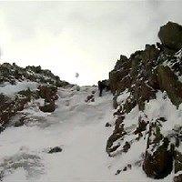 Ice climber falls 100 feet down mountain