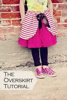 The Overskirt Tutorial