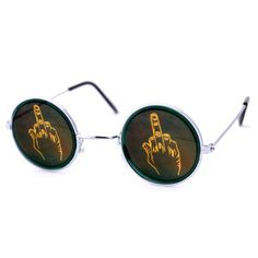 Kooks Finger Sunglasses, 15€, now featured on Fab.