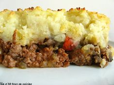 Recipe for Parma-style Shepherd's Pie with Southern Vegetables: The Easy Recipe - Easy Recipes & Healthy Easy Healthy Recipes, Easy Meals, Vegetarian Shepherds Pie, Kids Menu, Soul Food, Bon Appetit, Food And Drink, Healthy Eating, Favorite Recipes