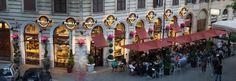 Panella, l'arte del pane - Roma Our favorite macchiato and snack place!