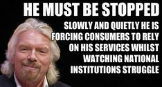 this man prospers while the rest of us suffer. He would not be so happy under a Labour government. Scum Of The Earth, Enemy Of The State, Uk Politics, Z New, Sociology, Social Issues, Common Sense, This Man, Satire