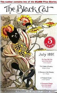 Tha Black Cat (Magazine) - July 1897