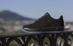 "Nike Lunar Force 1 Low '14 ""Black on Ice"" - EU Kicks: Sneaker Magazine"