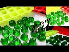 #27 - Como fazer Balas de Gelatina - Balinhas Fini
