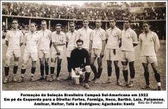 Elenco da Seleção Brasileira