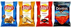 Lay's new chip flavors