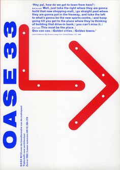 OASE 33 1992
