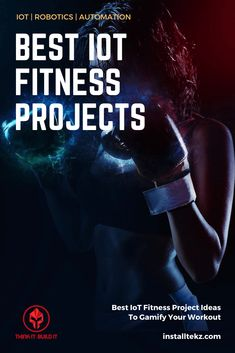 If you're looking for your next Arduino fix then this post covers some DIY IoT fitness project ideas that you can build at home and turn your workout into a game!