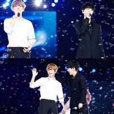 EXO's Baekhyun and Super Junior's Yesung Are the Latest SM Couple?..