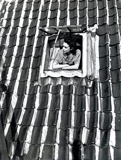 Eva Besnyö - Violette Cornelius, Keizersgracht 522, Amsterdam, 1938
