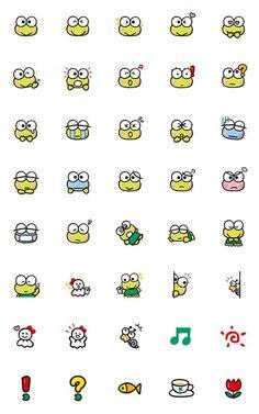 Cute Small Drawings, Mini Drawings, Cute Cartoon Drawings, Cute Kawaii Drawings, Stickers Kawaii, Pop Stickers, Bullet Journal Books, Bullet Journal Ideas Pages, Kawaii Doodles