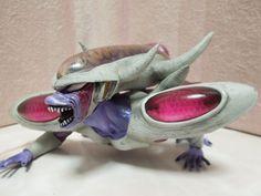 Dragon Ball Creatures HQ DX Freeza Third 3rd Form Figure Rare Color Ver.