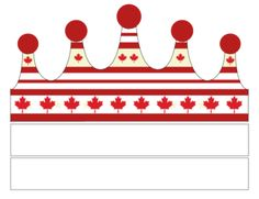 Are you planning a Canada themed party? Go all out with your decorations by using free and printable party décor!   Please