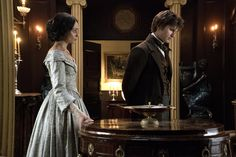 Dickensian - Amelia Havisham and Meriwether Compeyson
