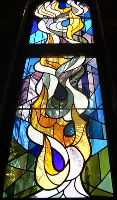 Stained Glass Windows by Ascalon Studios by toksook, via Flickr