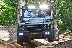 Too nice twisted Land Rover Defender 110.