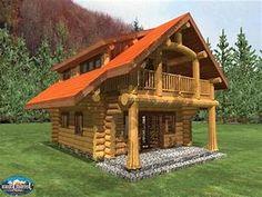 Cabin Designs And Floor Plans | Joy Studio Design Gallery - Best Design