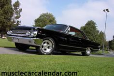 Best muscle and classic car shots of a 1963 1/2 Mercury Marauder S-55 fastback 390!