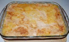 peach cobbler with cake mix | Simply Done Wright: Peach Cobbler Dump Cake  So easy, only 3 ingredients, and delicious! I added fresh peaches too. The top gets nice and crispy/crunchy, the peaches/middle nice and gooey. Top with ice cream! Perfect!