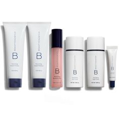 """Post 7. THE FACE COLLECTION     Beautycounter """"opened its doors"""" in 2013 with 6 products known as our Essentials Line – this basic skincare line is coconut oil based and good for both men and women of all ages. It is very gentle, lightweight. Don't tell anyone, but my breakout-prone hubby use this line ;)    My personal Favs: The Rosewater Mist (great as a refresher or toner) and Nourishing Cream Exfoliator. If you have sensitive skin, you will love these barely scented products."""